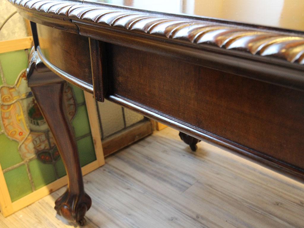 チッペンデールダイニングテーブル,(ck0024)