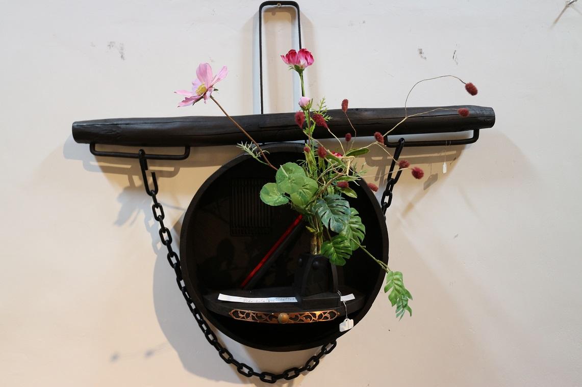 桶の飾り棚,(ST0012)